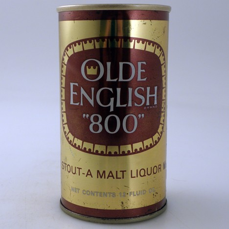 Olde English 800 Stout 103-13 Beer