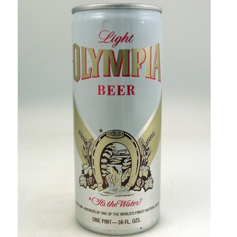 Olympia Light Test 224-18 Beer