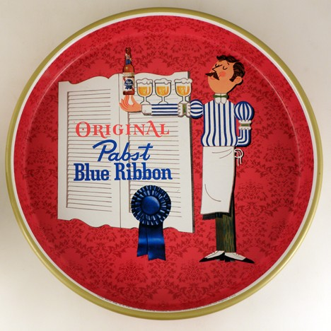 Pabst Original Waiter Beer