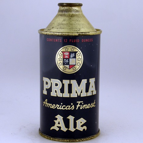 Prima Finest Ale 179-26 Beer