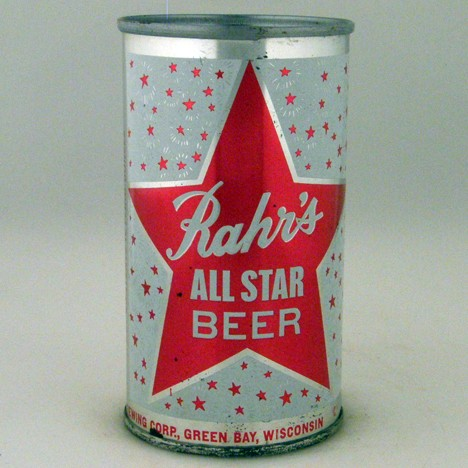 Rahr's All Star Beer 117-21 Beer