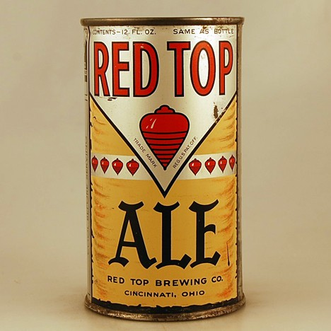 Red Top Ale 718 Beer