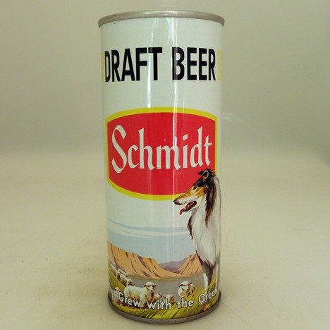 Schmidt Draft Dog Sheep 202-27 Beer
