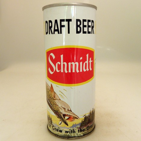 Schmidt Draft Fishing 202-27 Beer