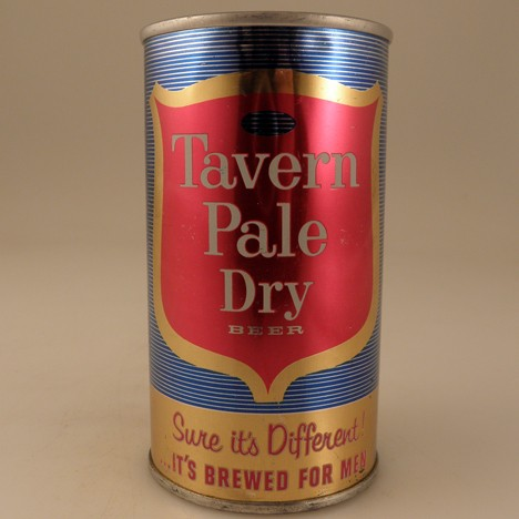 Tavern Pale Atlantic Chicago 129-33 Beer