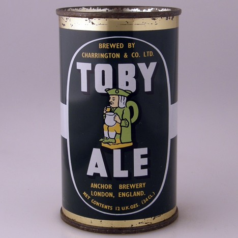 Toby Ale at Breweriana com