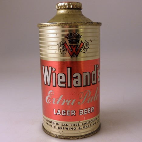 Wieland's Extra Pale 189-13 Beer
