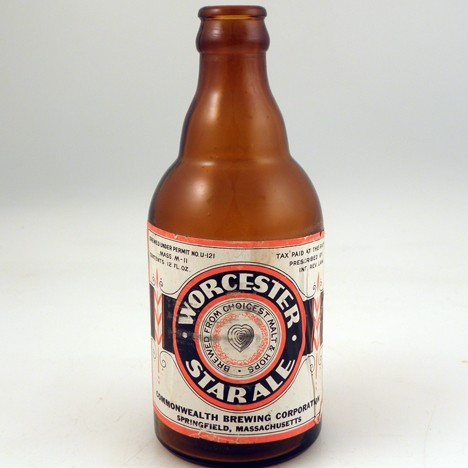 Worcester Star Ale Beer