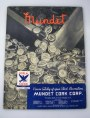1934 Mundet Bottle Cap Catalog Photo 2
