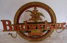 Budweiser Cast Metal Neon Photo 2