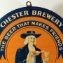 Chester Pilsener Beer & Ale Tin Charger Photo 3