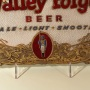 Valley Forge Beer Die-Cut Embossed Foil Sign Photo 3