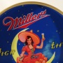 Miller High Life Girl On The Moon Photo 2