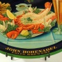Hohenadel Beer Oval Lobster Scene Photo 3