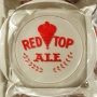 Red Top Ale Glass Ashtray Photo 2