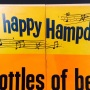 Hampden Holiday Music Sign Photo 7