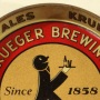 G. Krueger Brewing Co. Baldy Tip Tray Photo 2