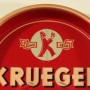 Krueger Beer - Ale Metal Coaster Photo 2