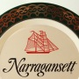 Narragansett Lager Beer Plastic Plate Photo 2