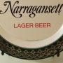 Narragansett Lager Beer Plastic Plate Photo 3