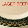 Narragansett Lager Beer Plastic Plate Photo 4