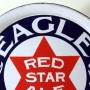 Eagle Brewing Co.'s Red Star Ale Porcelain Tray Photo 2