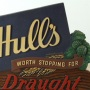 Hull's On Draught Self-Standing Composite Sign Photo 3