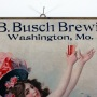 John B. Busch Brewing Lithograph Photo 6