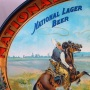 National Brewing Pastimes on the Frontier Tray Photo 4