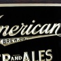 American Brewing Beers Ales Statue Liberty RPG Sign Photo 3