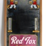 Red Fox Beer Thermometer Barometer Photo 2
