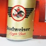 Budweiser Toasting Lady Beer Can Diecut Sign Photo 3