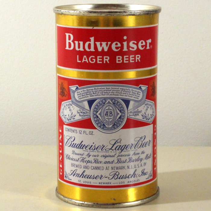 dating budweiser cans