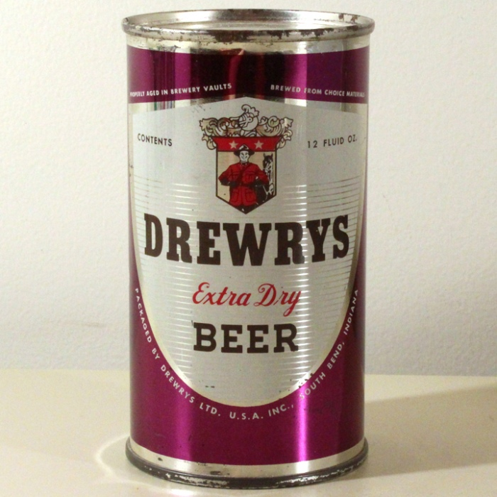 Drewrys Extra Dry Beer Sports 056-20 Beer