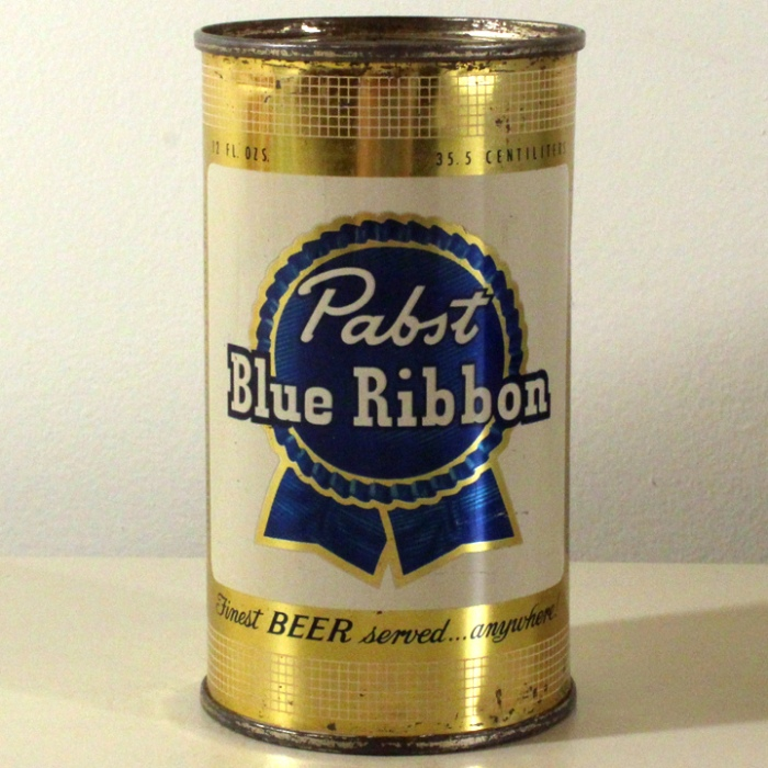 Pabst Blue Ribbon Beer (Peoria Heights) 110-15 Beer