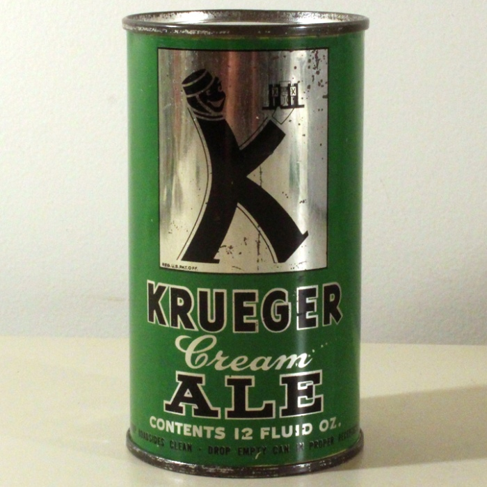 Krueger Cream Ale 089-30 Beer