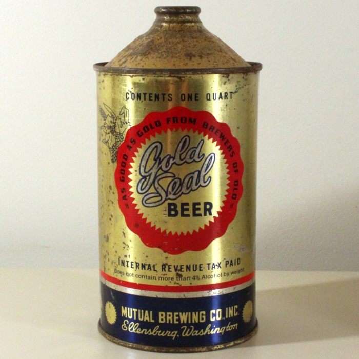 Gold Seal Beer 210-10 Beer