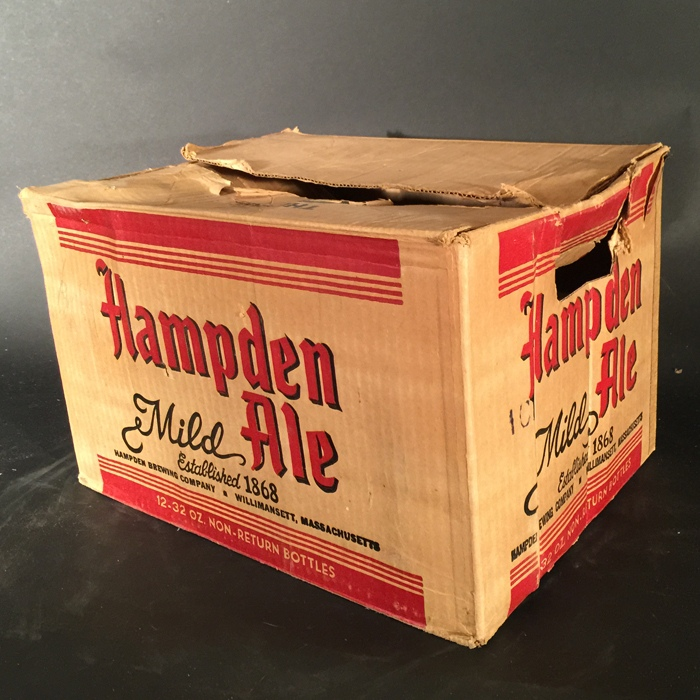 Hampden Mild Ale Quart Box Beer