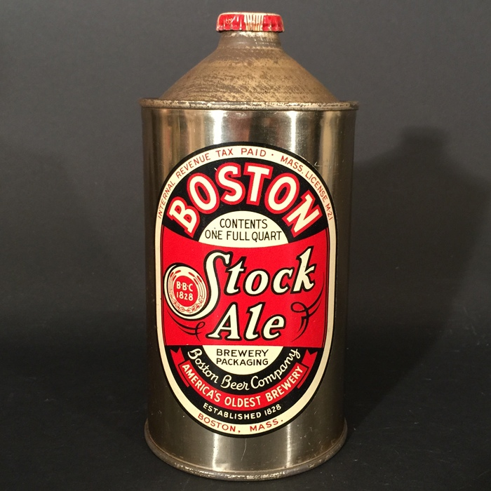 Boston Stock Ale 203-18 Beer
