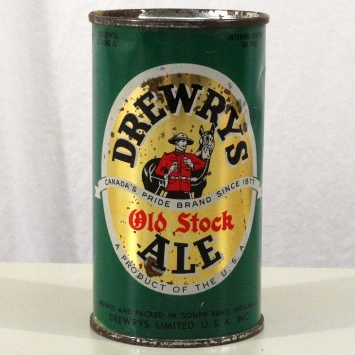 Drewrys Old Stock Ale 055-26 Beer