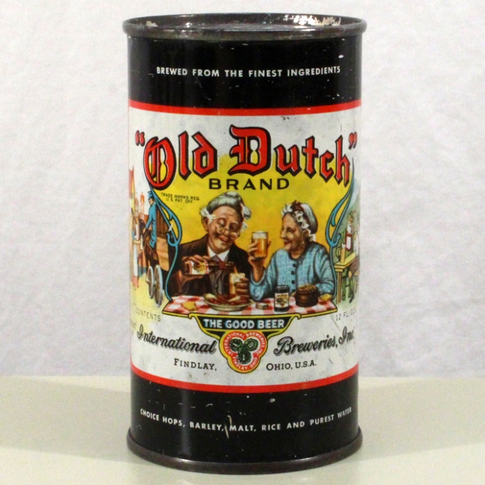 """Old Dutch"" Brand The Good Beer 106-03 Beer"
