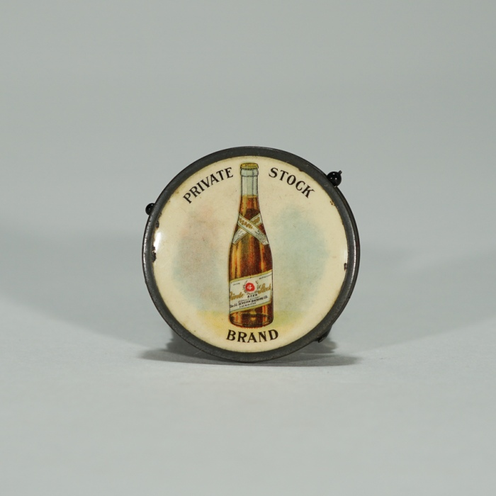 J.G. Schemm Brewing Celluloid Needle Thimble Beer