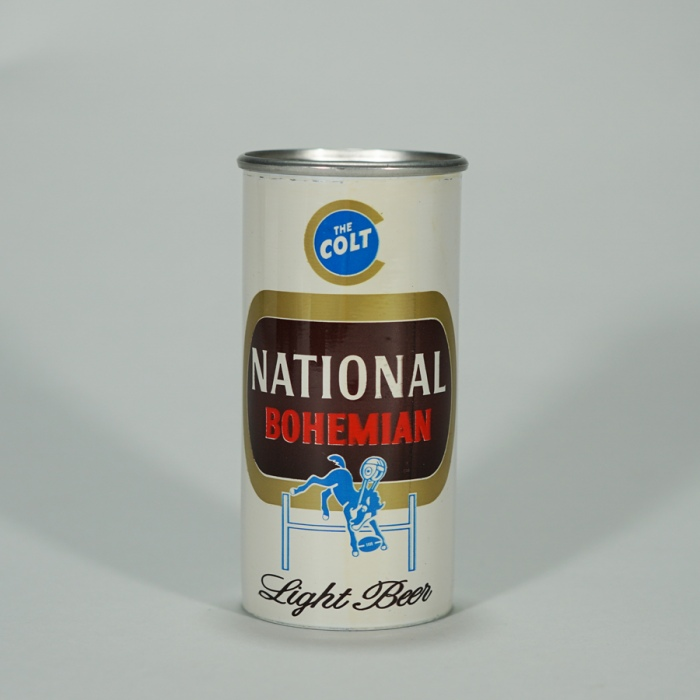 National Bohemian The Colt 242-3 Beer