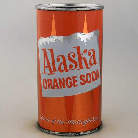 Alaska Orange Soda Beer