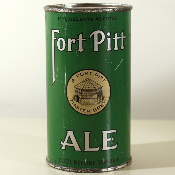 Fort Pitt Ale 279 Beer