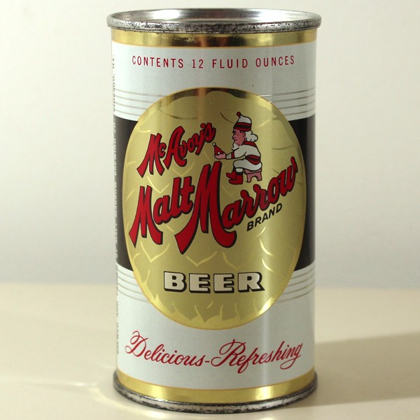 McAvoy's Malt Marrow Brand Beer 094-20 Beer