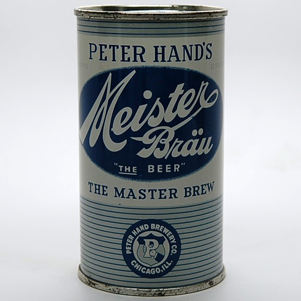 "Meister Brau ""The Beer"" 095-07 Beer"