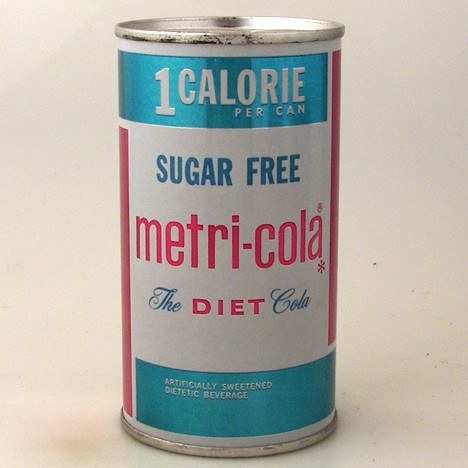 Metri-Cola Diet Cola Beer