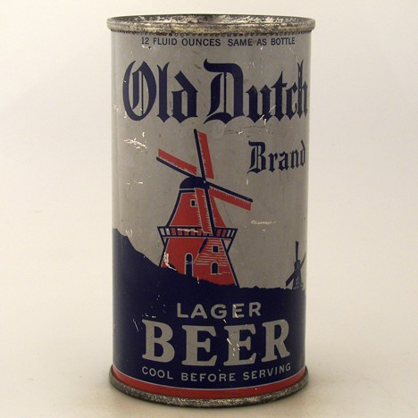 Old Dutch Brand Lager Beer 601 Beer