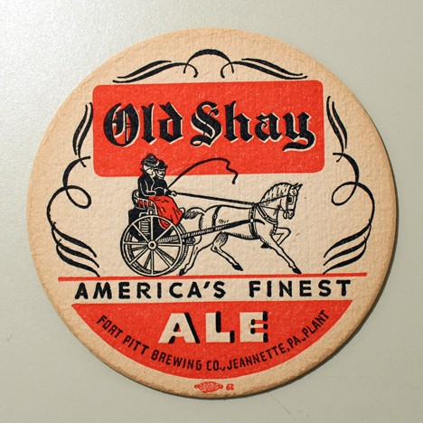 "Old Shay - ""America's Finest Ale"" Beer"